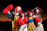Cosplay Clowns